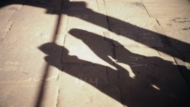 Stíny milenců dva pár lidí