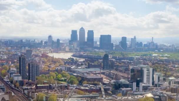V Londýně. Pohled na moderní podnikání árie