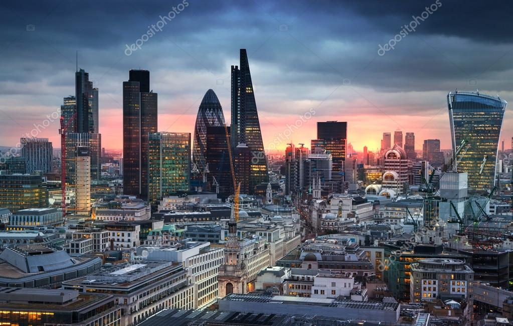 world londons financial district - HD 2000×1271