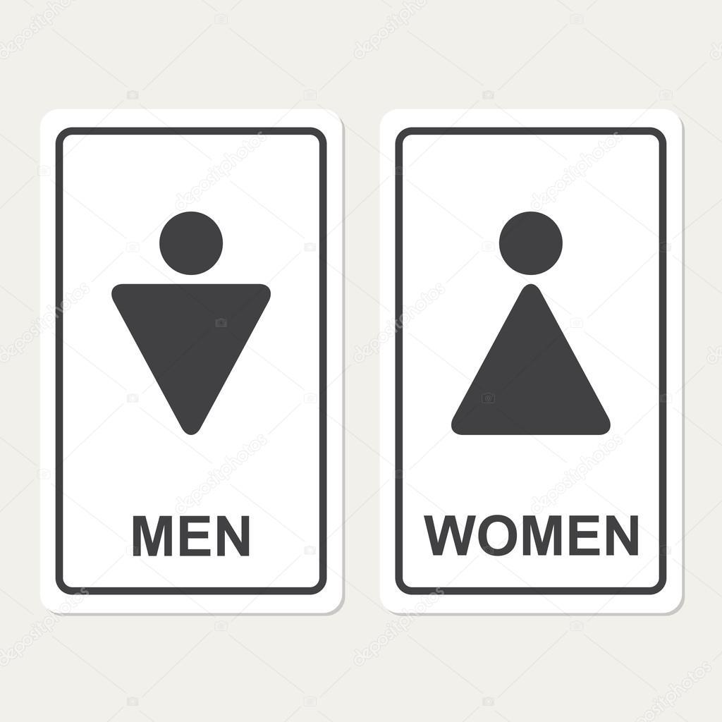 туалет фото женский