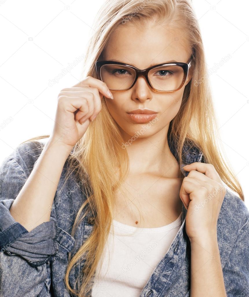 Bilder von hübschen Teenagern