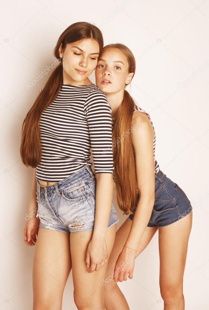 Sexiga tonåringar bild