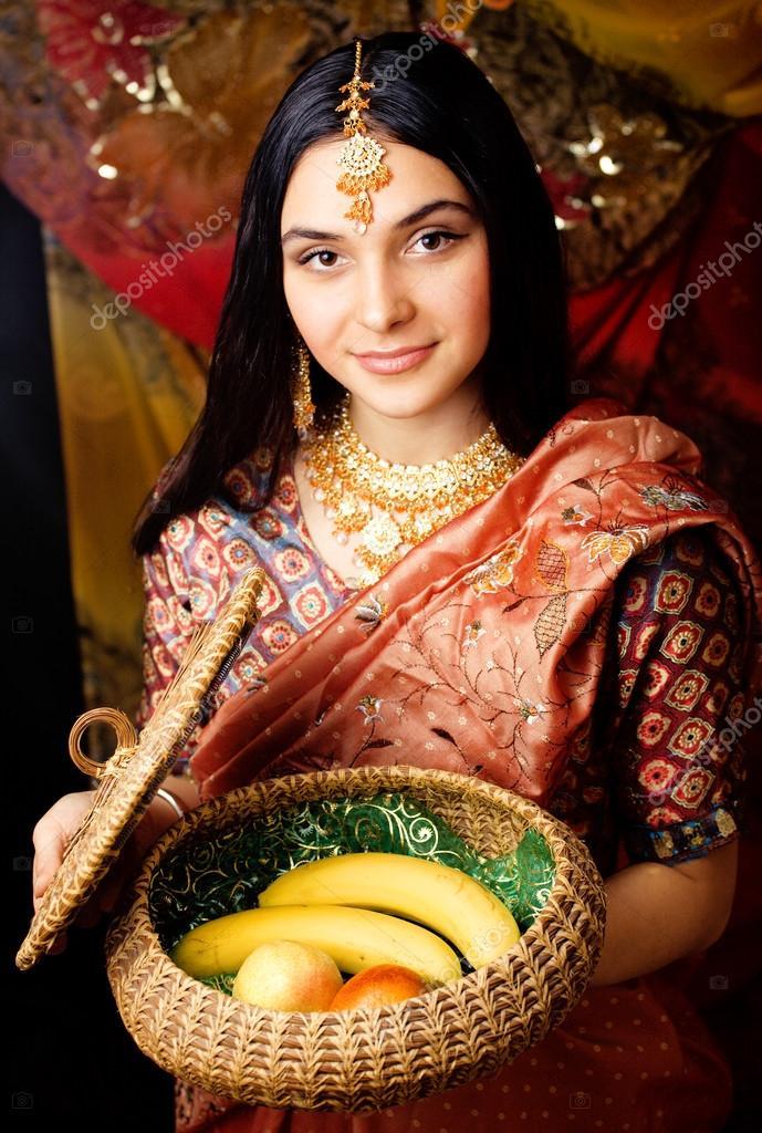 Фото индийских девушек крупным планом фото 212-933