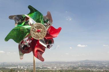 Mexican Rehilete Toy