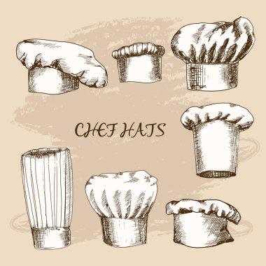 Chef hats.