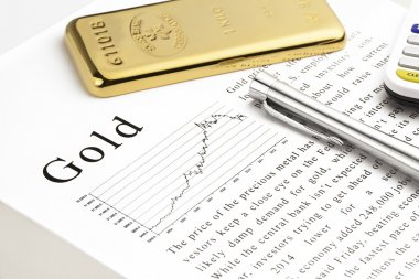 Gold Bar Gold Market Price Chart