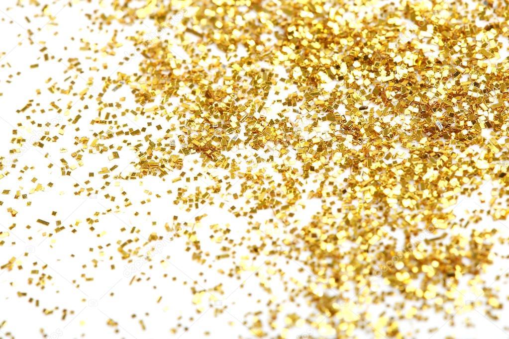 Glitter dorato foto stock kb photodesign 53592727 for Immagini con brillantini