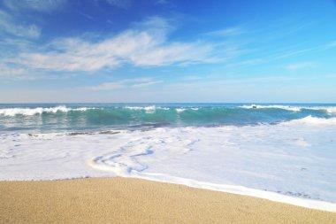 sea ??resort landscape, Canary Islands