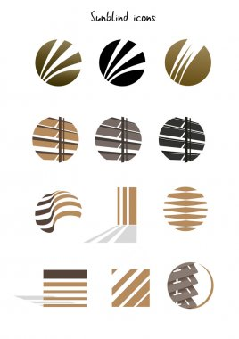Symbols, icons