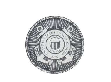 U.S. Coast Grard  official seal