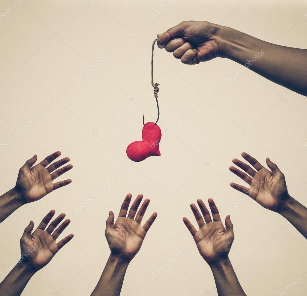 Złapać serce