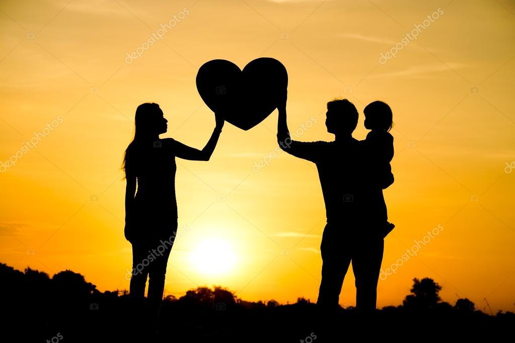 Concepto De Amor Familiar Fotos De Stock Weerapat 91489630