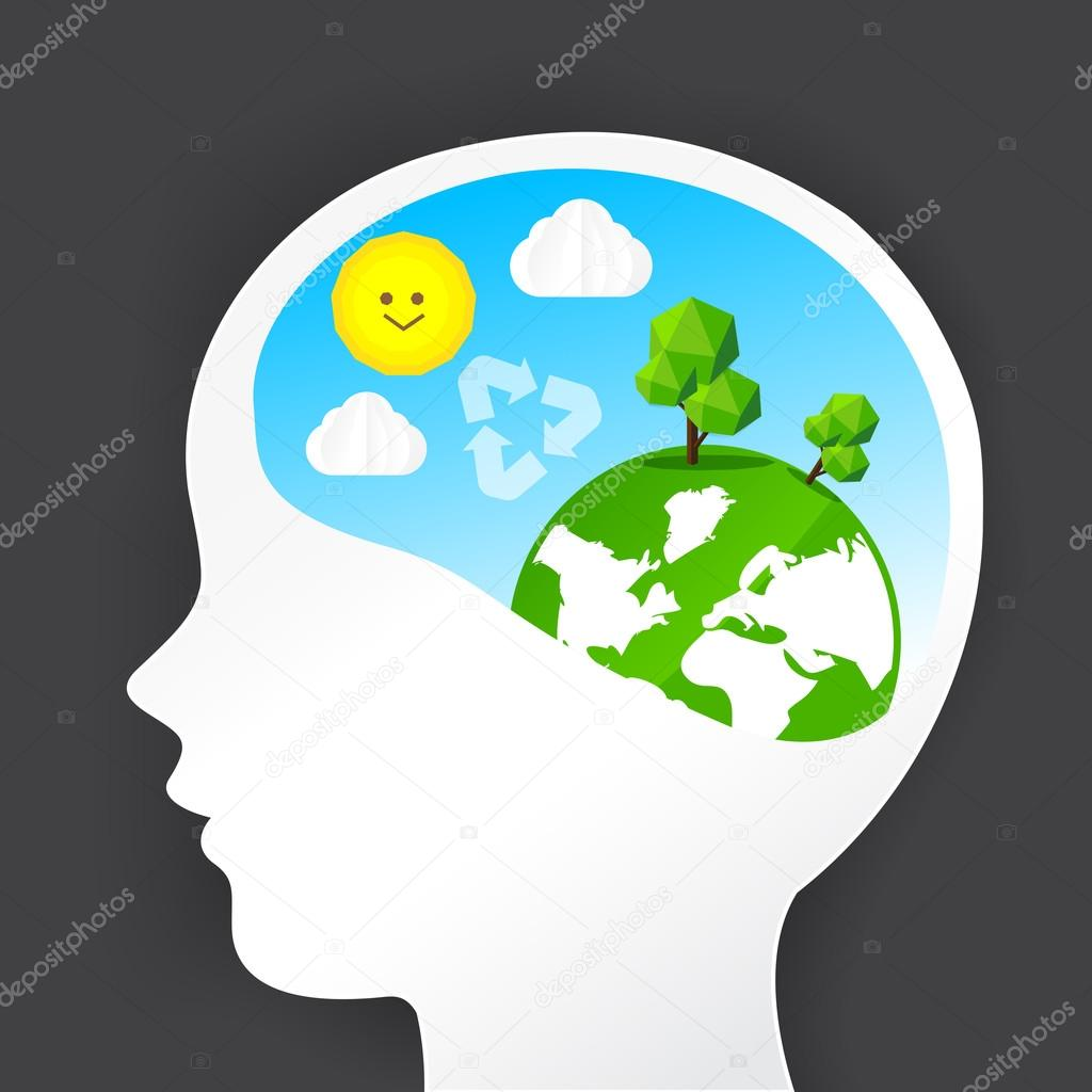 Thinking Head Icon | www.pixshark.com - Images Galleries ...