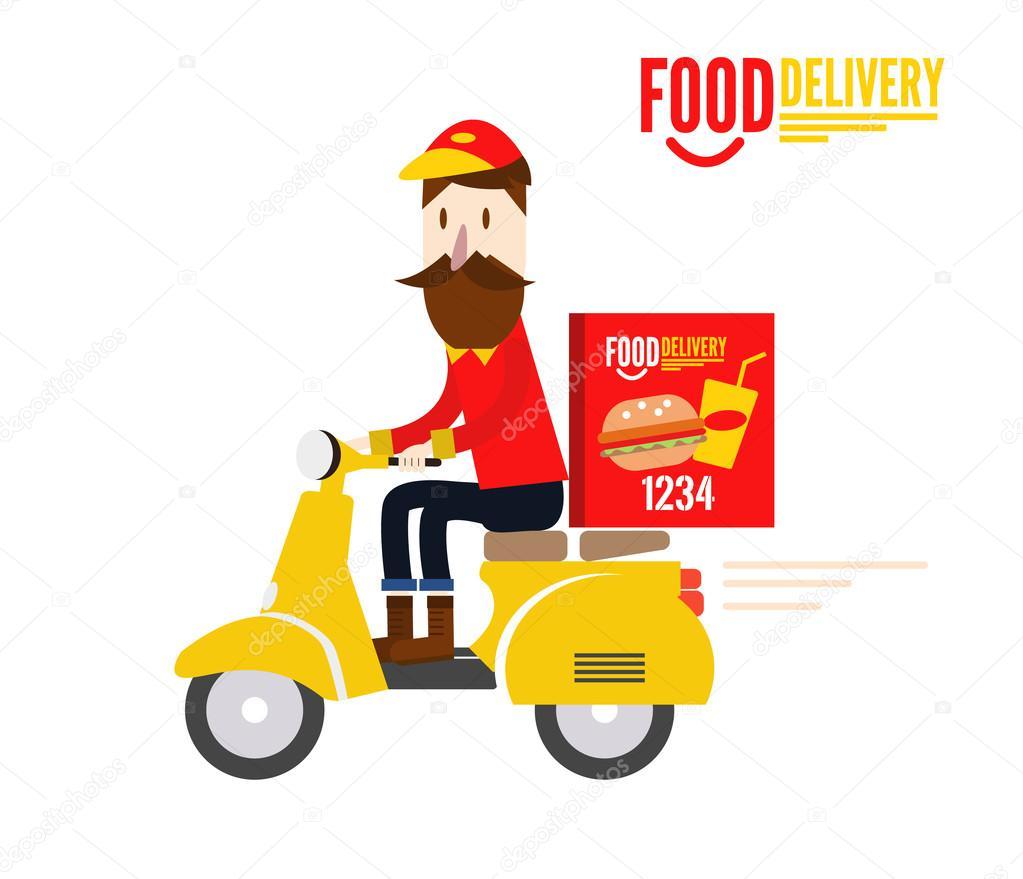 Food Delivery Service Melbourne