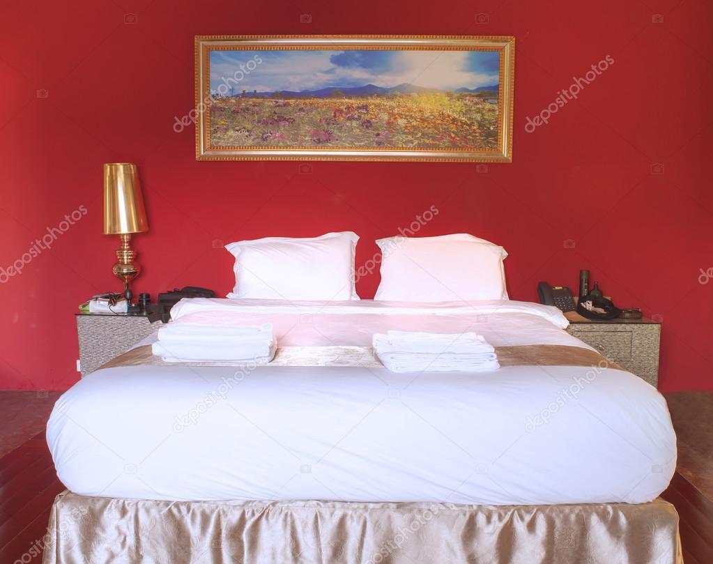 camera da letto — Foto Stock © amnarj20066 #59243513