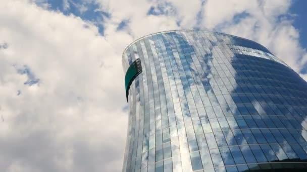 Kancelářská budova mrakodrap