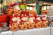 Weihnachtsspielzeug, Geschenke, Märchenfiguren