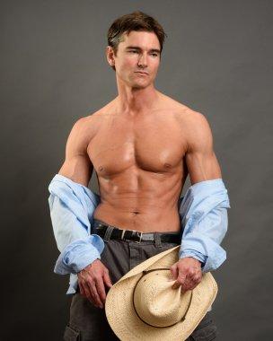 the hot cowboy