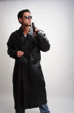 Handsome assassin