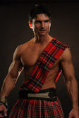 Smyslný highlander