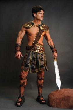 Hot warrior