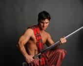Highlander muž