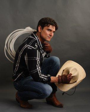 Hot Cowboy stud
