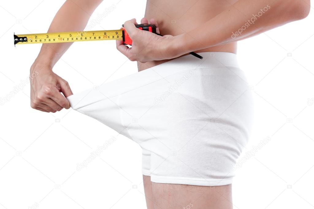 stora penis mätningar