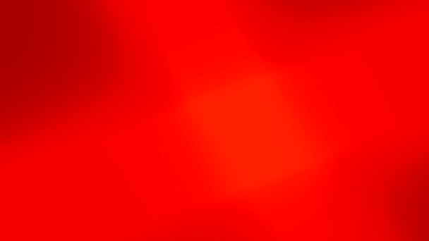 Set Di Tre Animazione Astratto Sfondo Rosso Blu Verde
