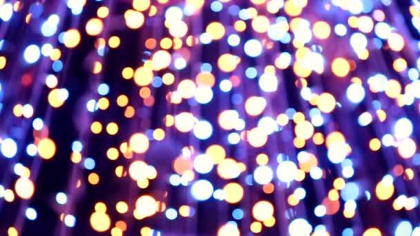 Rozmazané vánoční pozadí