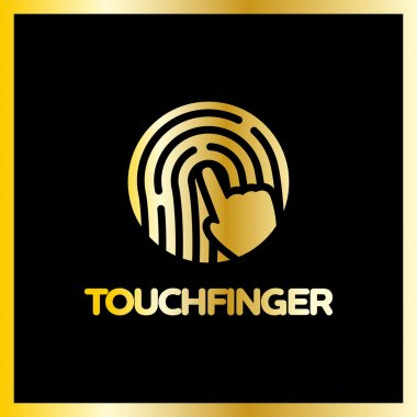 Touch Fingerprint App Logo