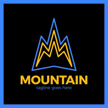 Mountain Arrow Logotype