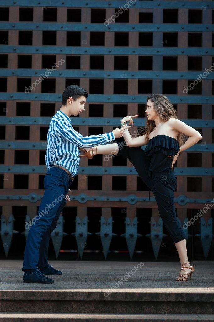 hot dance girl