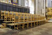 Uppsala, Švédsko - 23 SRP, 2014:Cathedral sahá až do konce 13 c