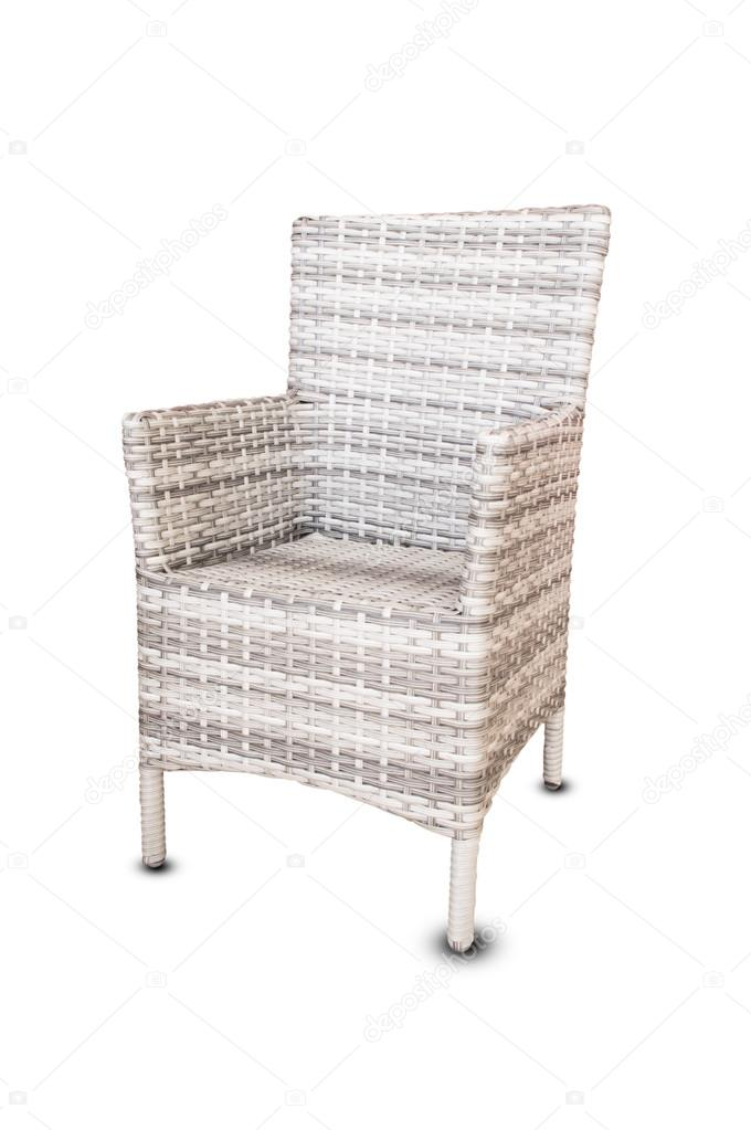 Sedie In Plastica Stock.Sedie In Plastica Intrecciata Foto Stock C Kritsaya 63685271