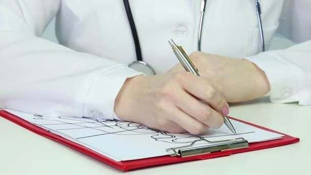 Schlagwort aus einem med-Studenten