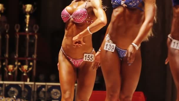 Woman to woman erotic competition