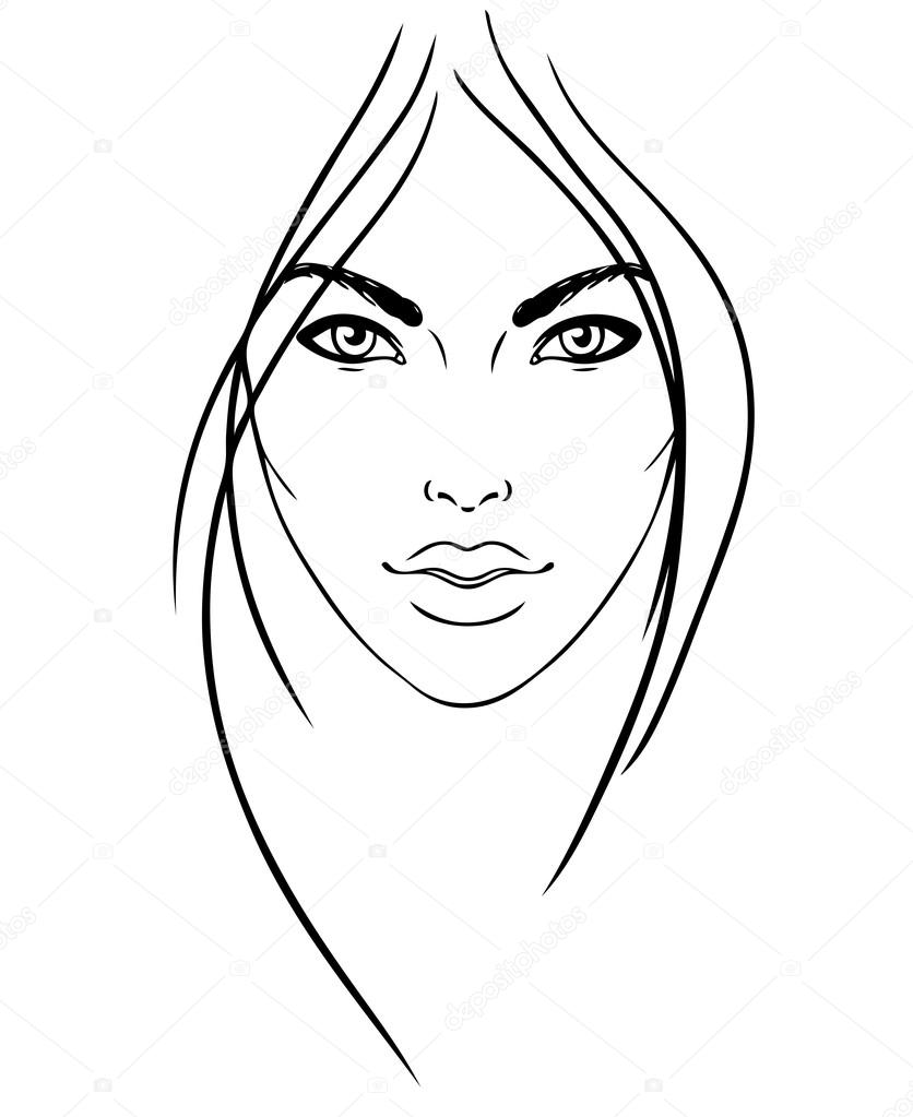 Face diagram smink mvsz res stock vektor vgorbash 80047912 face diagram smink mvsz res stock vector pooptronica Image collections