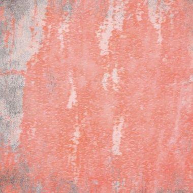 Pink grunge wall texture