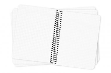 Notebook isolated