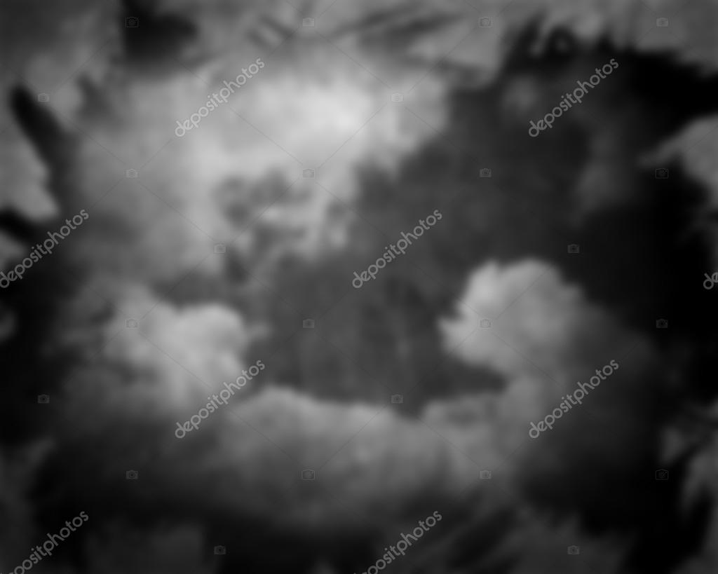 Sky background in white and black