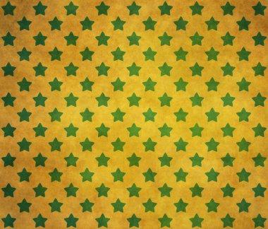 Beige stars background