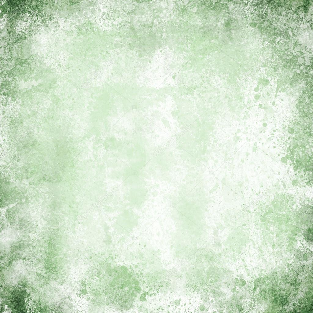 Astratto Sfondo Bianco E Verde Foto Stock Horenko 55450551