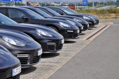 Porsche Panamera cars