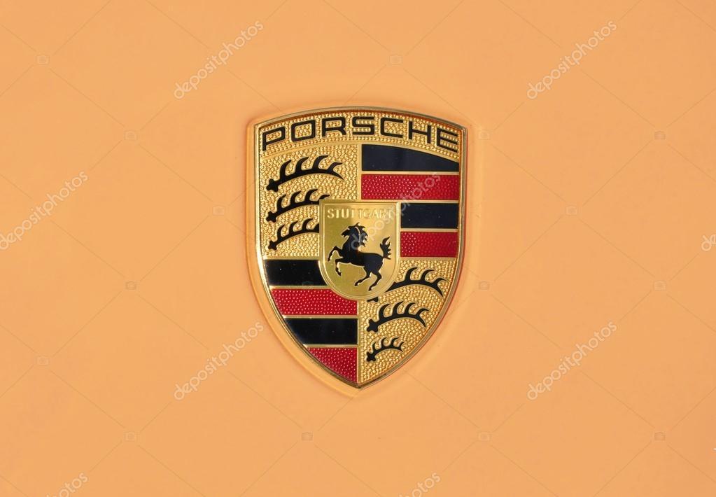Porsche Embleem Redactionele Stockfoto Tadeas 82957792