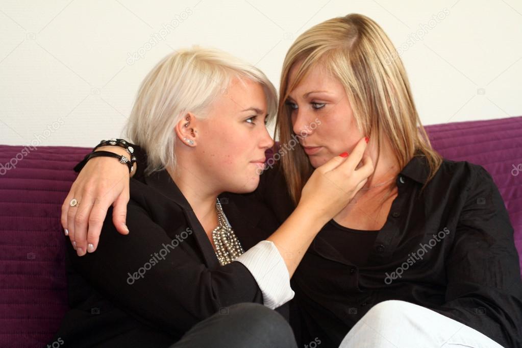 Frauen die immer flirten