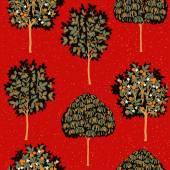 Zauberwald-Hintergrund