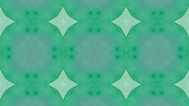 Mosaic fractal geometric kaleidoscopic