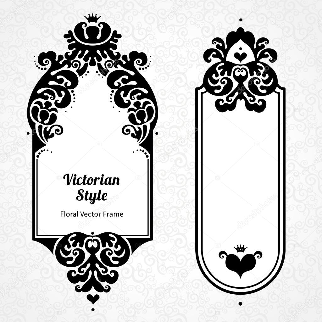 100+ Best Victorian Stencils For Design And Decoration