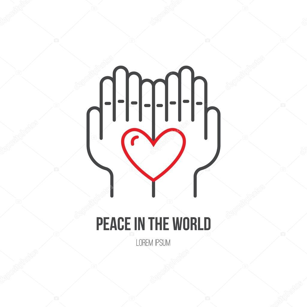 Heart in hands symbols for non profit organization stock heart in hands symbols for non profit organization stock vector 101514178 buycottarizona